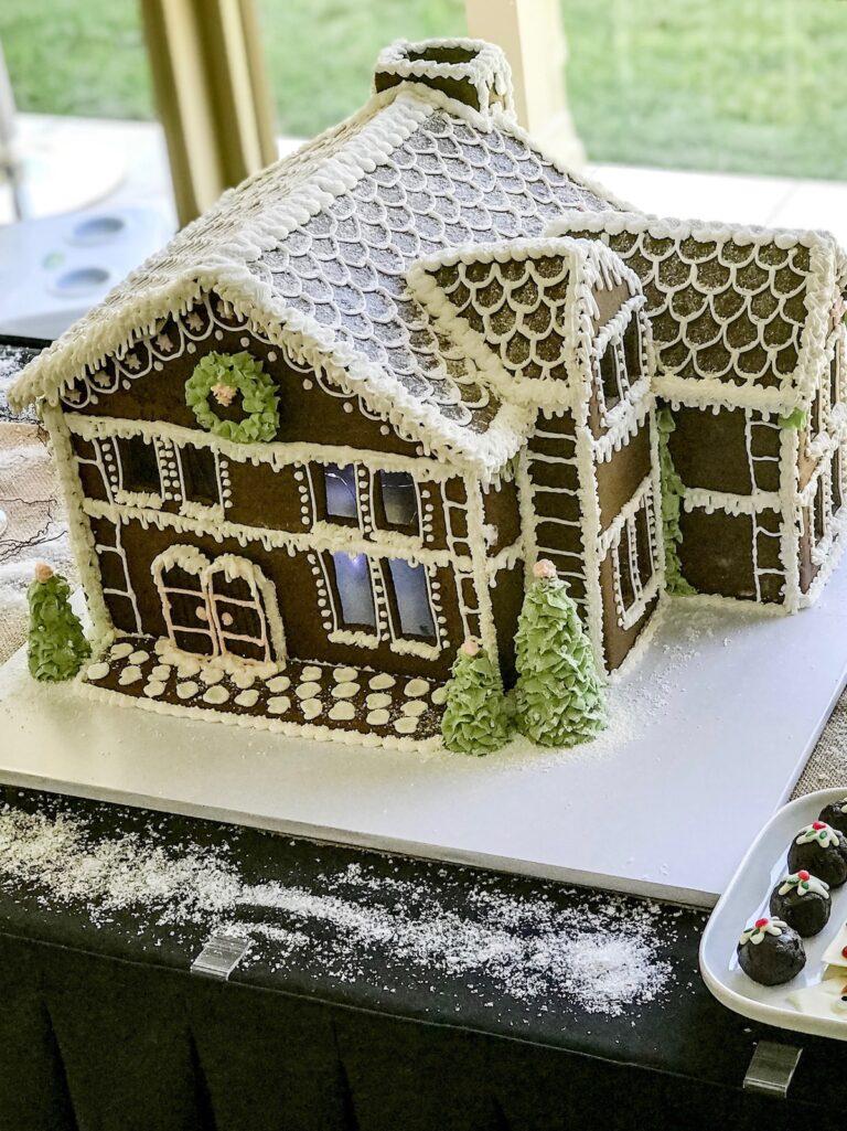 blush-themed-christmas-decorating-gingerbread-house-sydney