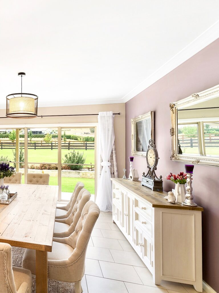 provincial-country-interior-decorating-dining-room-buffet-sydney