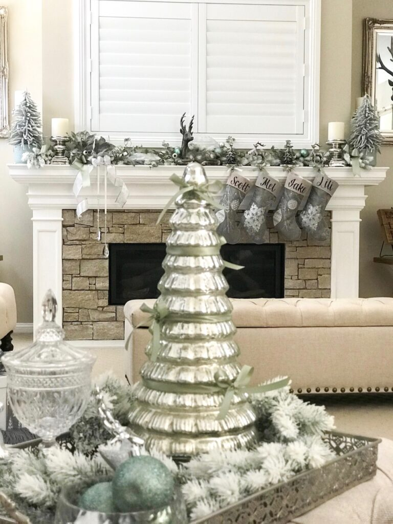 sage-themed-fireplace-mantle-interior-christmas-decorating-sydney