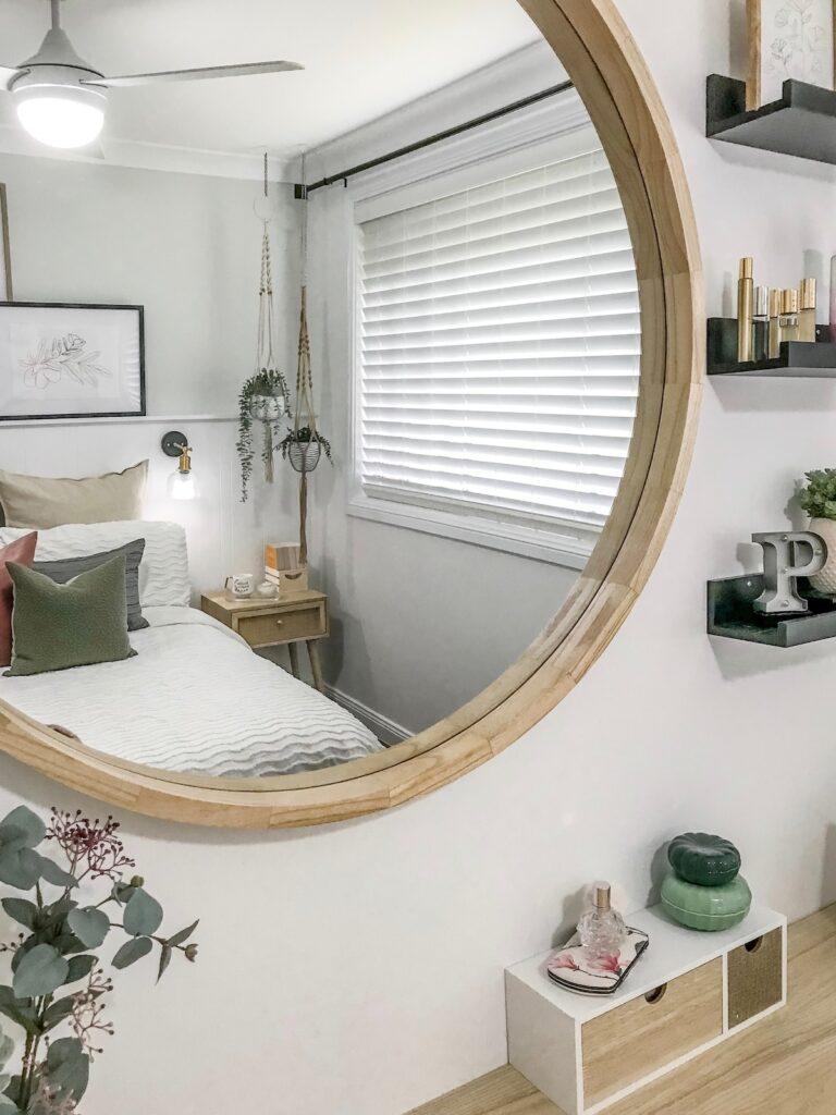scandi-boho-bedroom-interior-decorating-mirror-sydney