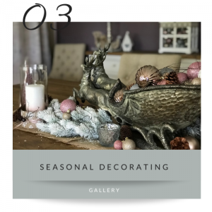 Seasonal Decorating Gallery Image